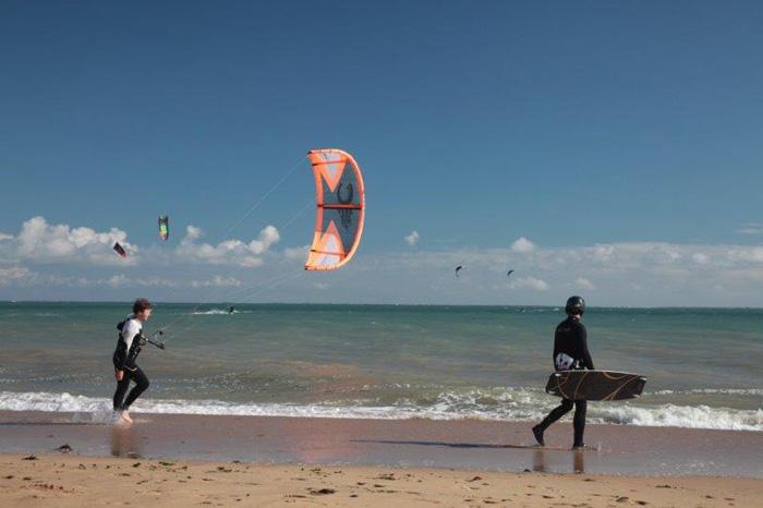 Kitesurf Vendée